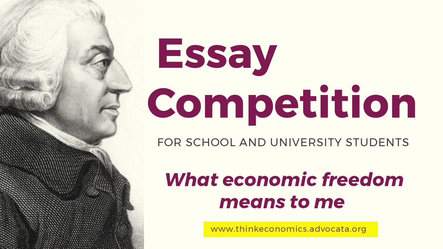 think economics launches essay competition on economic think economics launches essay competition on economic dom