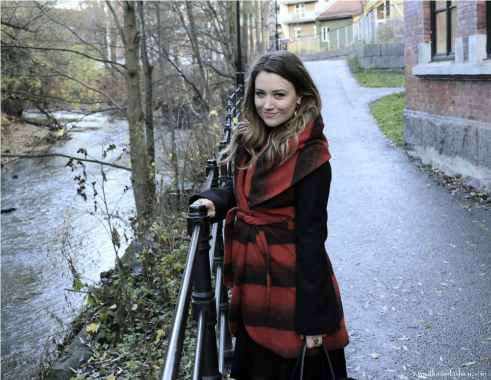 Noelle Lynne photographed by Nicholas Counts in Grunerløkka, Oslo.