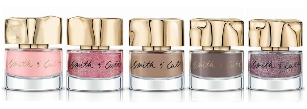Smith & Cult Nailed Lacquer  www.SmithAndCult.com  $18 each