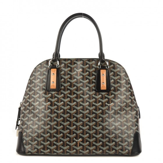 Goyard Chevron Bowler Tote / Fashionphile / $2,795 / Fashionphile will buy it back for $1,957