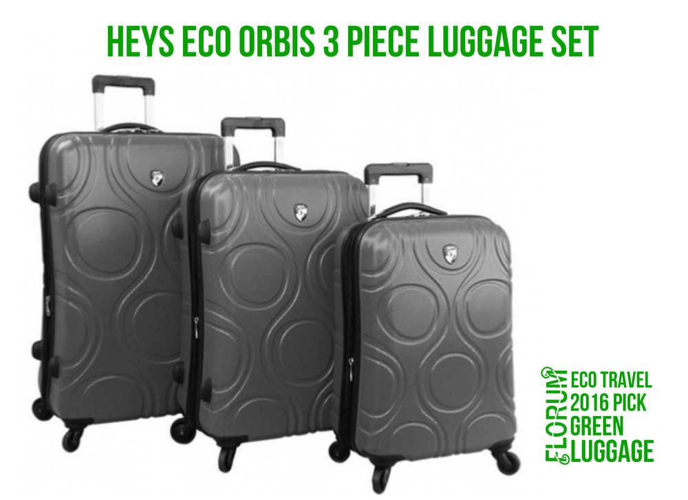 Florum Eco Travel 2016 Green Luggage Pick - Hey Eco Orbis 3 Piece Luggage Set - Noelle Lynne.png