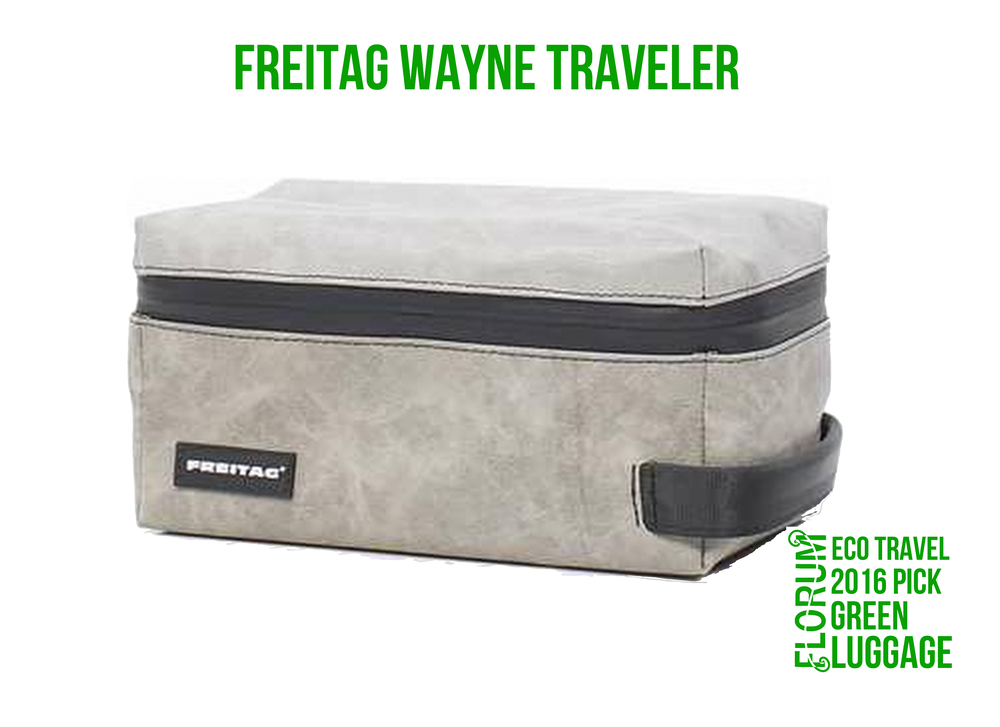 Florum Eco Travel 2016 Green Luggage Pick - Freitag Wayne Traveler - by Noelle Lynne.png