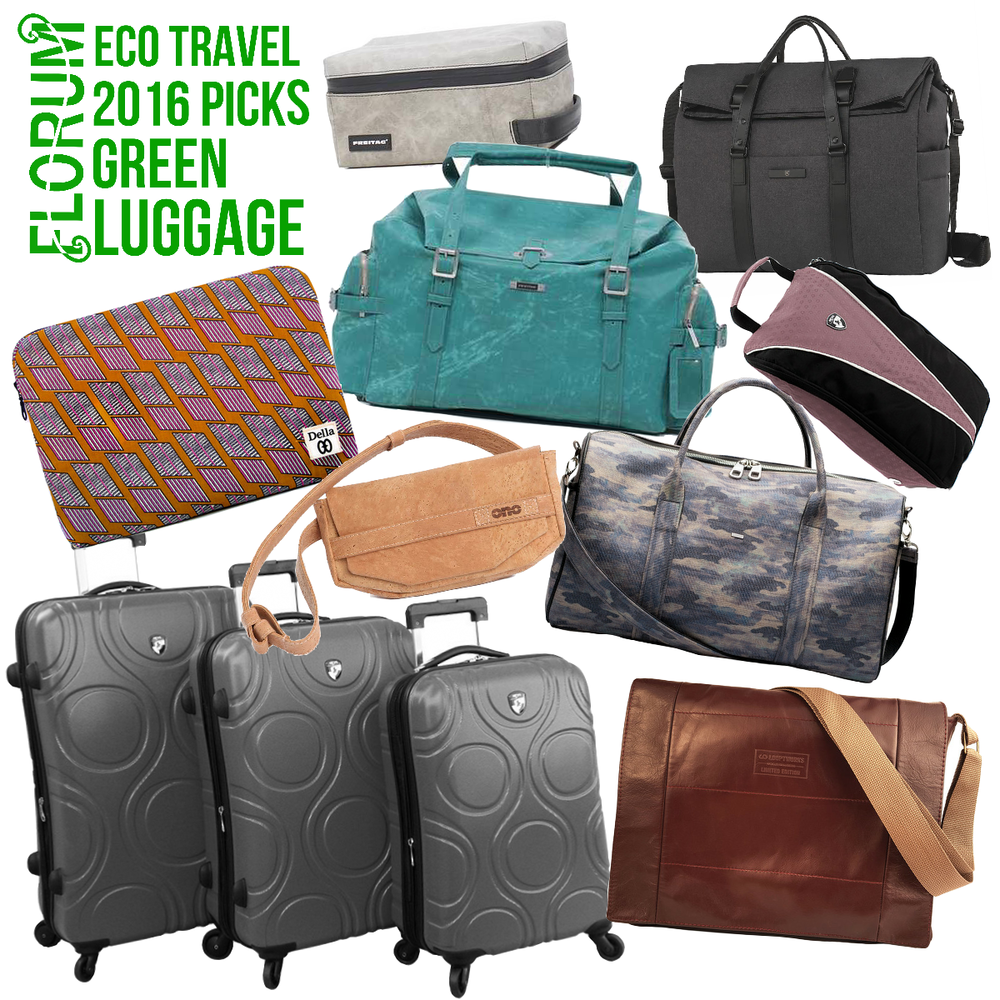 Click HERE for the full article on Eco Luggage