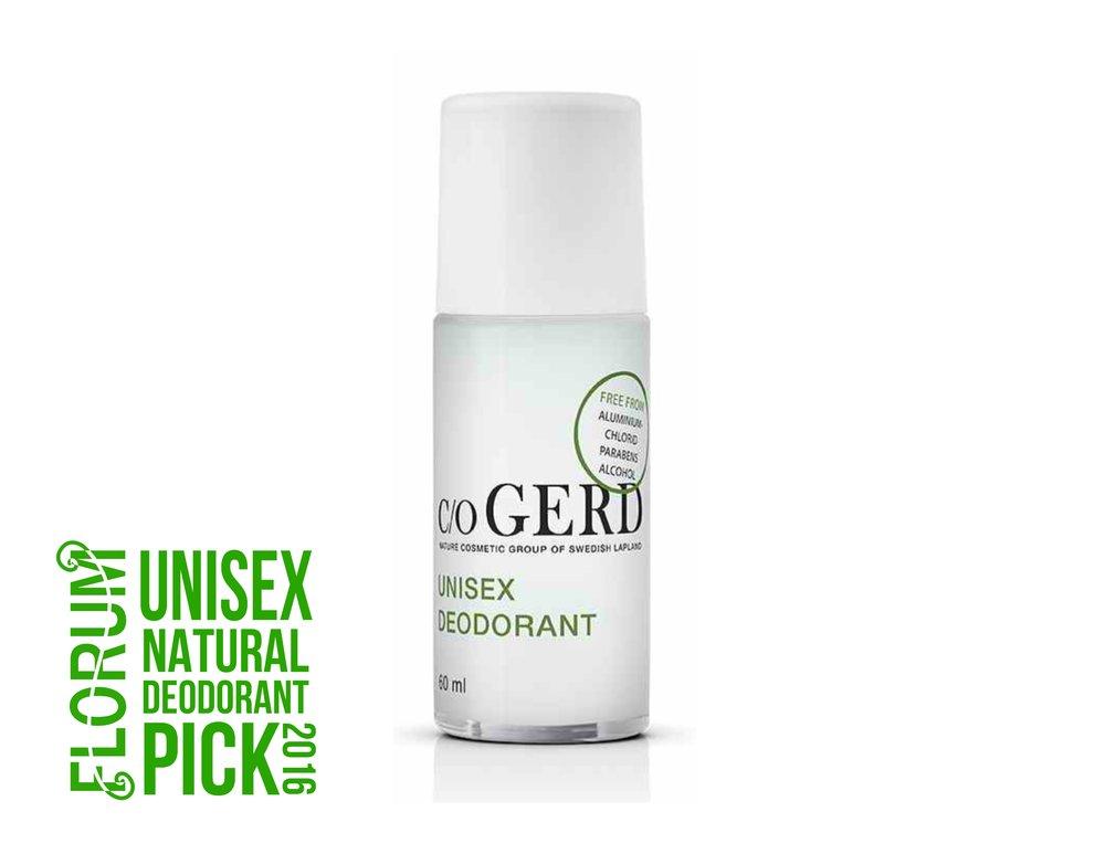 aluminiumkloridfri deodorant fran care of gerd - Desodorante  - Organic Natural - Florum Fashion Magazine - Green Beauty - Noelle Lynne -Best Non Toxic DEO