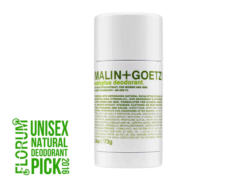 aluminiumkloridfri deodorant fran malin goetz eucalyptus - Desodorante  - Organic Natural - Florum Fashion Magazine - Green Beauty - Noelle Lynne -Best Non Toxic DEO