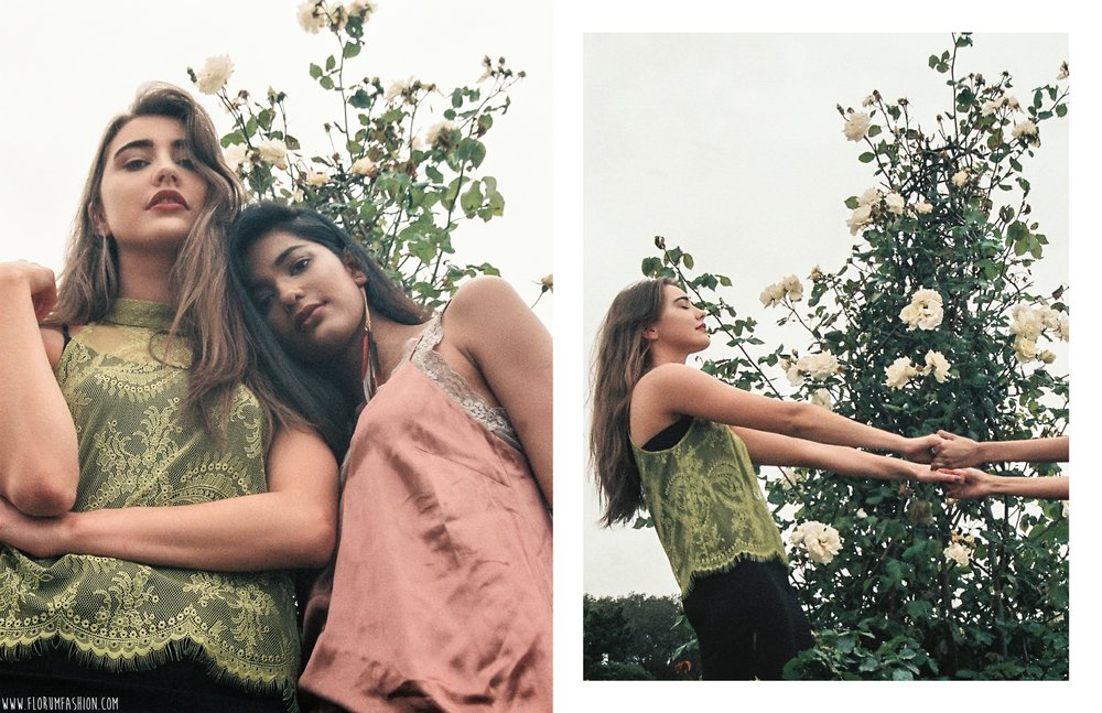 In Bloom - Florum Fashion Magazine - Kamilla Musland
