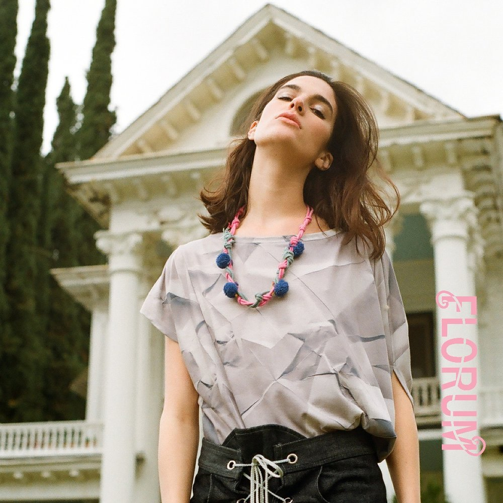 durabilité - florum fashion magazine - mandi k smith - promise harvey - Kayla Gallagher Margaux Models LA - Sustainble - Slow Fashion Movement - Insta