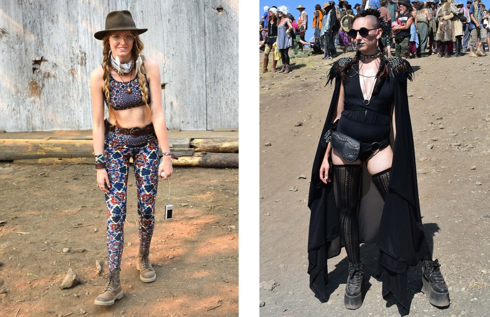 Oregon Eclipse 2017 -Symbiosis - Envision Festival - Sonic Bloom - Rainbow Serpent - Jaded London - Chrome Monarchy - Style Guide - Florum Magazine - Hadra - Global Gathering - Lighting in a Bottle - burning man babes - goth queen - braids