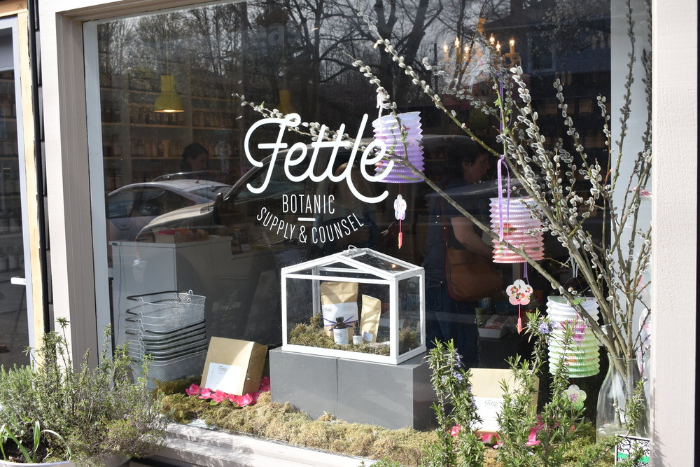 Fettle Botanic Supply & Counsel - 3327 SE Hawthorne BlvdPortland, OR 97214M-F 11-7  Saturday 10-6 Sunday 12-5+1503-234-7801www.FettleBotanic.com