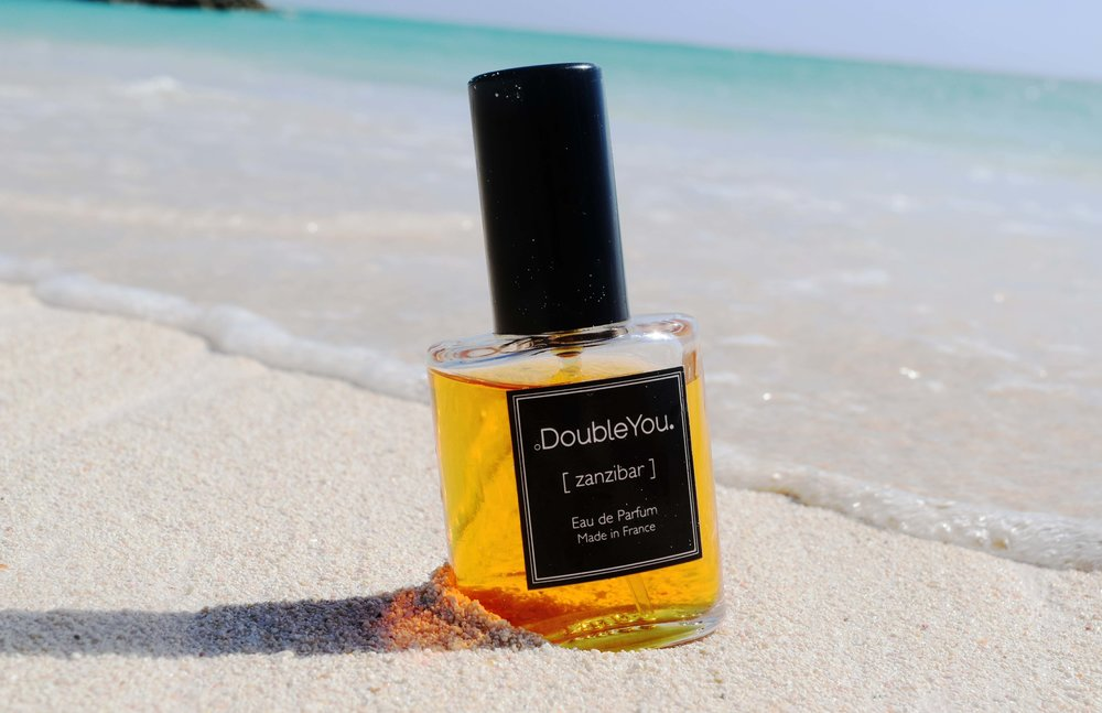 I barely wear perfume when sailing or in the tropics, however when I do I prefer something light with a faint smell that doesn't leave my skin irritated (unfortunately most perfume and fragrances are LOADED with toxic chemicals). I absolutely adore the Norwegian perfume brand Double You that was founded by Cathrine Røsseland in 2010 and inspired by traveling the world to a tropical island. The fragrance is Made in France and made from 100% natural ingredients and are based on Barnabe Fillion's vision that the things he wants to put on his skin should be so pure that you can eat or drink them. You can BUY this 100% natural fragrance HERE via Just Fashion Norway for €54
