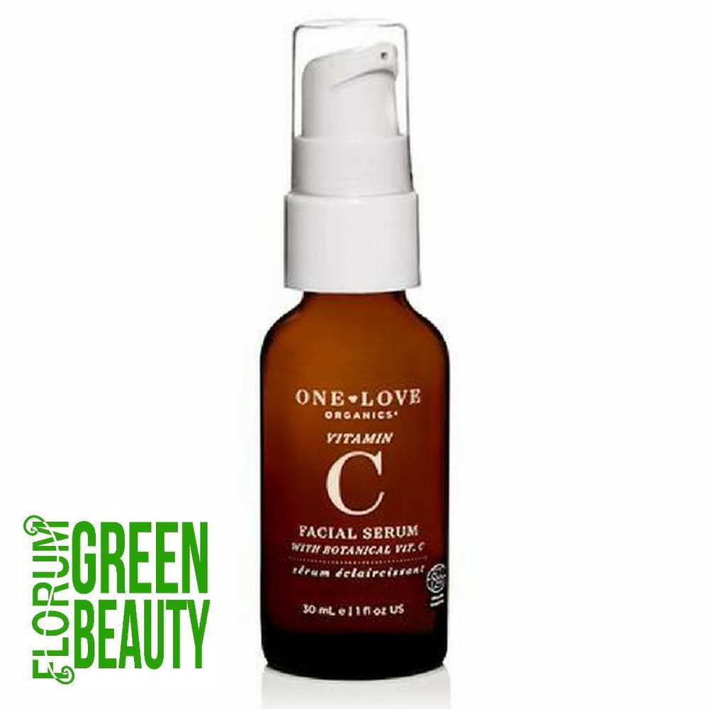 One Love Organics - Vitamin C Facial Serum