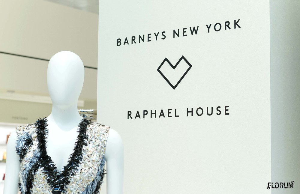 Barneys New York hosted a cocktail party and shopping event in support of Raphael House on Thursday April 5th, 2018. For the fourth year in a row, the Barneys New York Foundation hosted this annual event to support the vital work Raphael House does to help San Francisco area families achieve independence and reach a brighter futures. Launched in 2016, the Barneys New York Foundation is built around three main pillars of giving—human rights, education, and the arts   Click  HERE  to find out more about the  Barney's New York Foundation