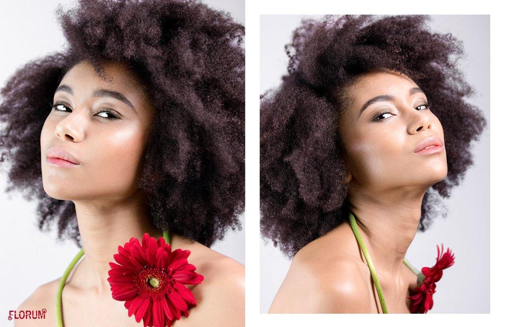 makeup & hair by  LYDIE FLORENTIN