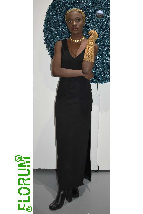 Art Basel Style Guide - Street Fashion - Miami Art Week  Scope fair Florum Fashion Magazine photographer Noelle Lynne - Green socialite vip celebrity looks02.jpg