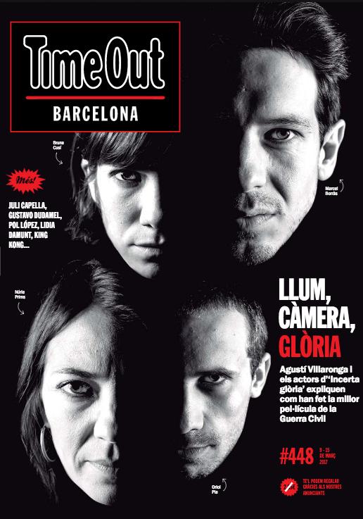 !ntrevistes i reportatge de Incerta Glòria al Time Out Barcelona.  Llegir +: http://www.iquiosc.cat/timeout/