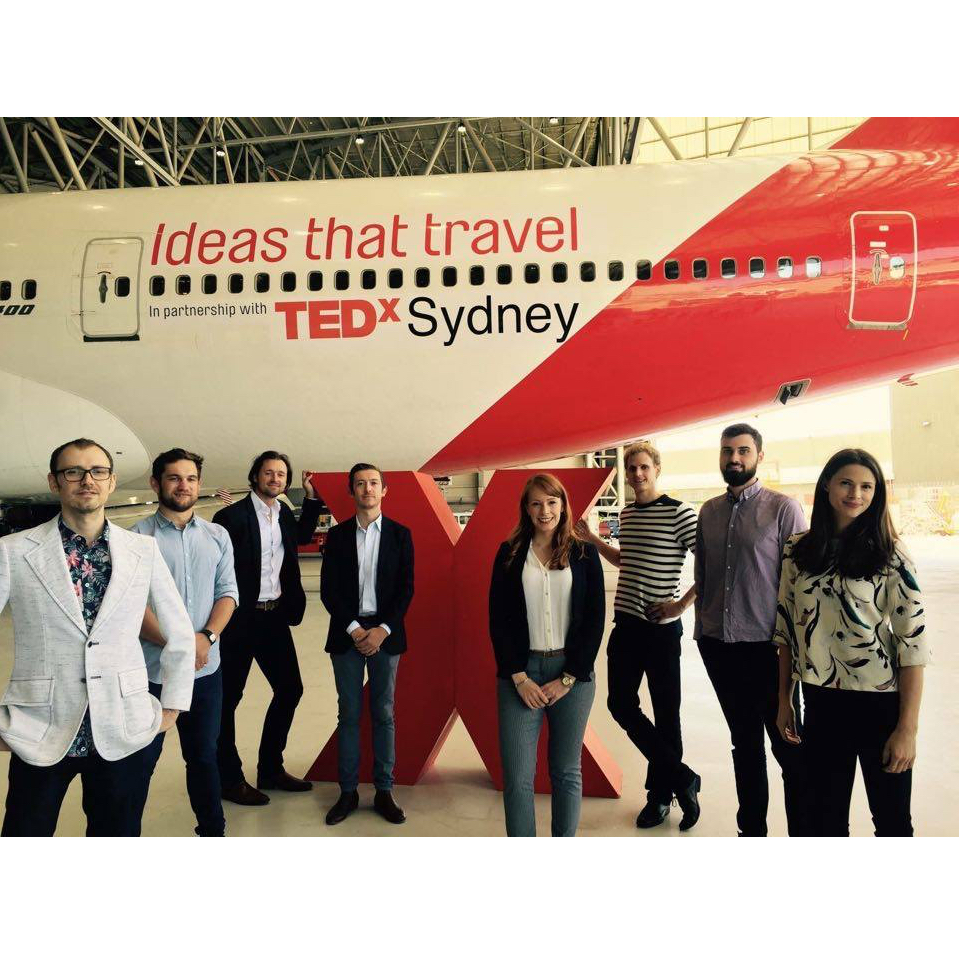 Australian Startups with York Butter Factory Team