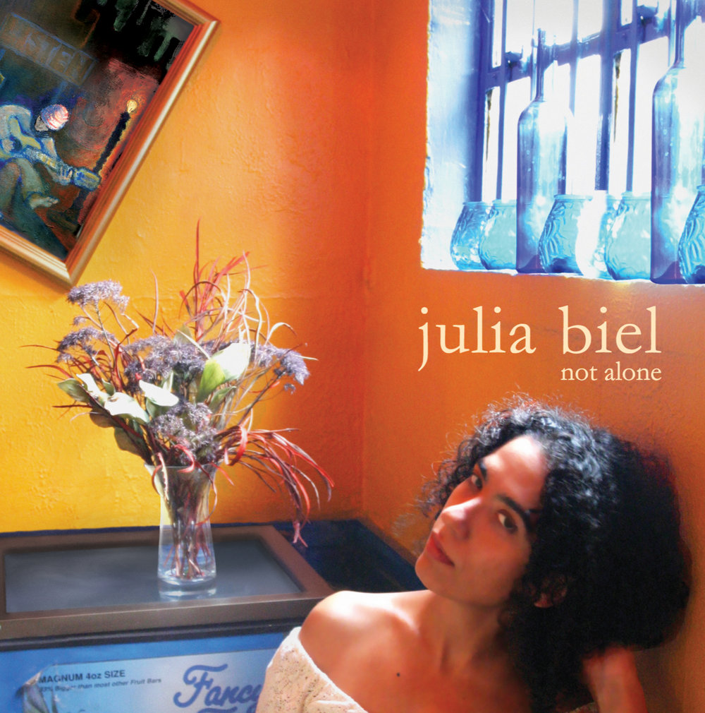 JULIA BIEL - 'NOT ALONE'