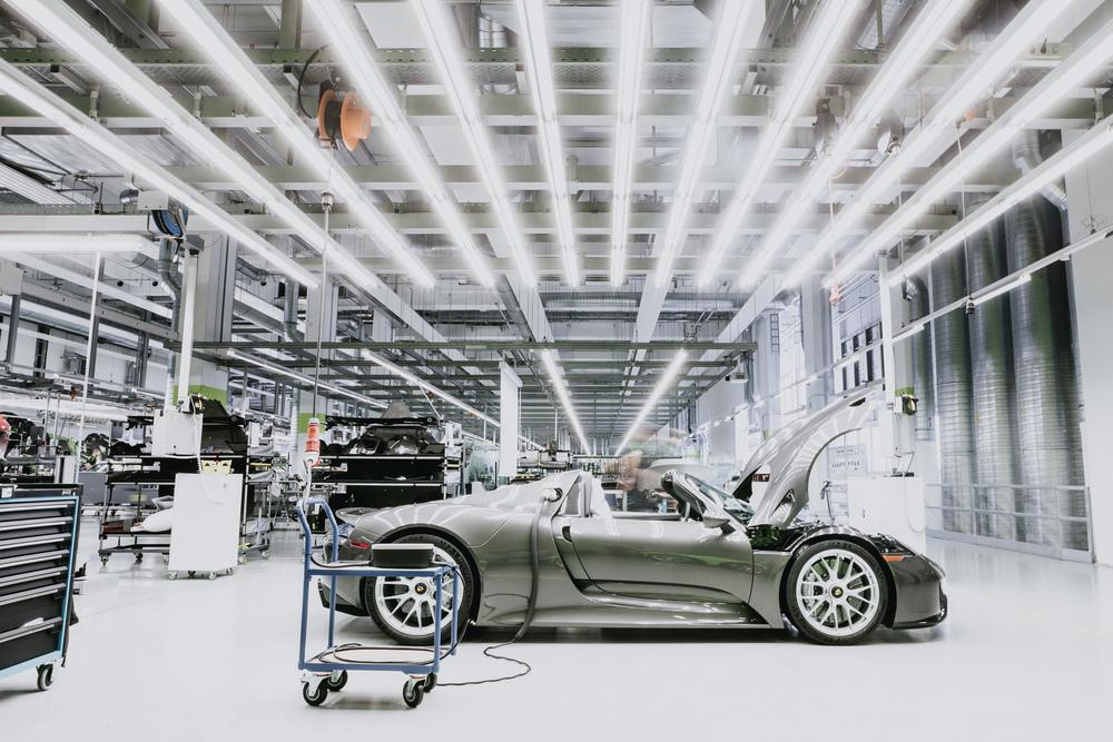 Porsche 918 Spyder for NOAH