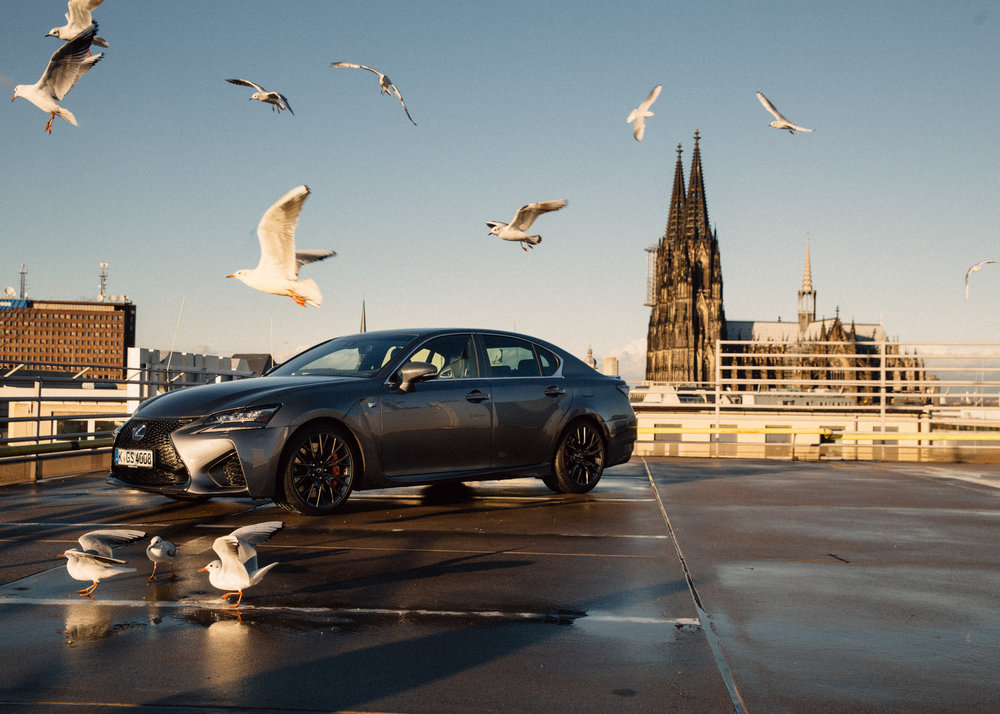 Lexus City Guide Germany