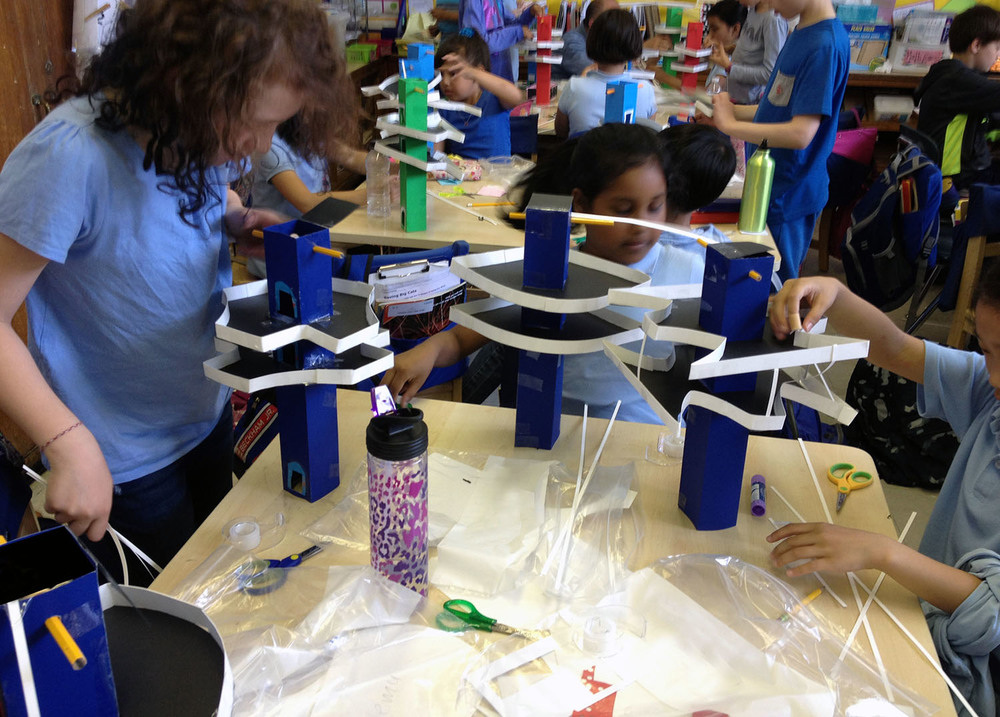 Simple Machine in Structures