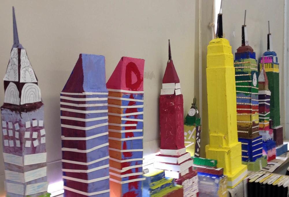 My City - NYC Skyscrapers