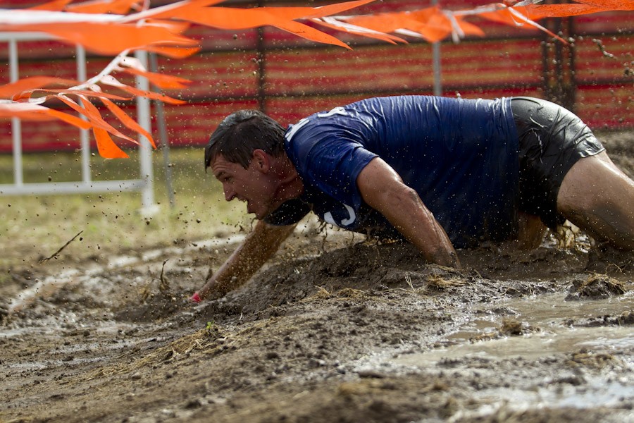 epic mud run