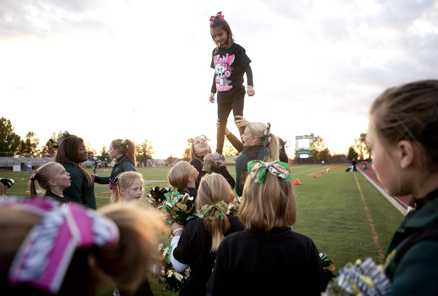 cheerleading mini clinic