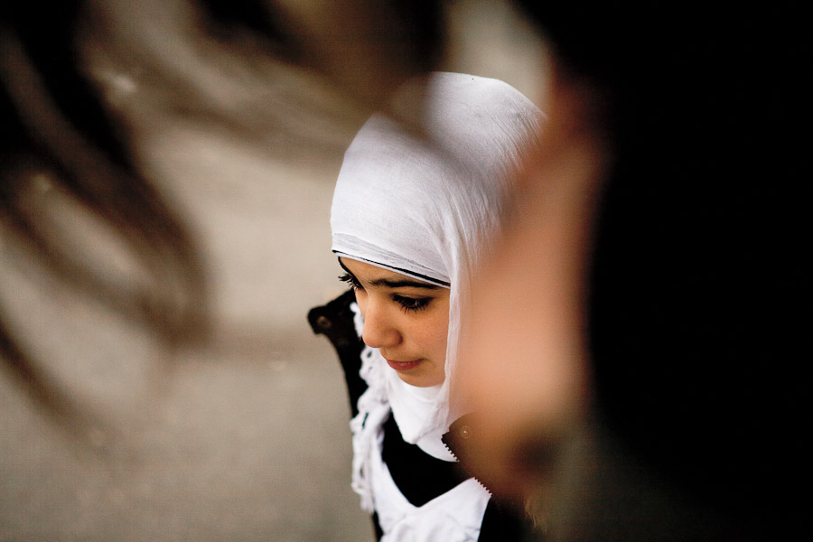 girl with hijab