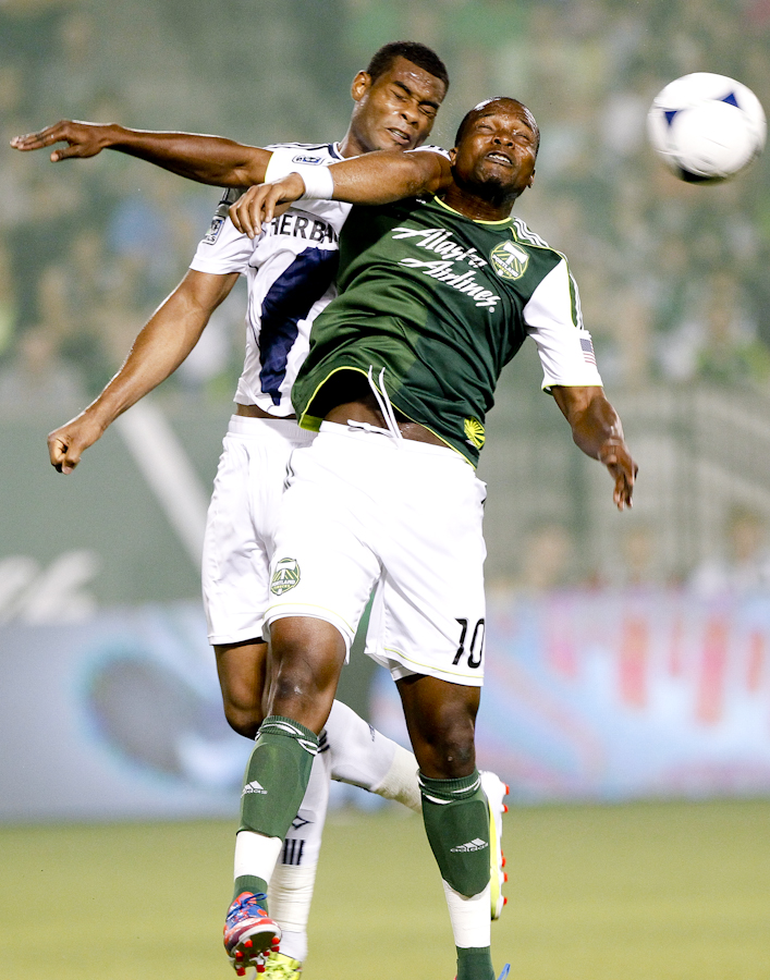 timbers versus galaxy