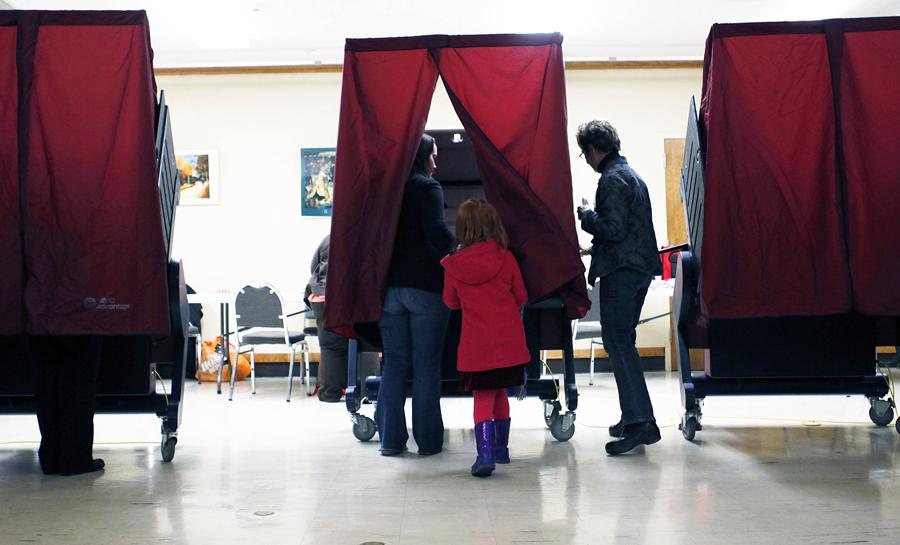 polling booth waynesboro va
