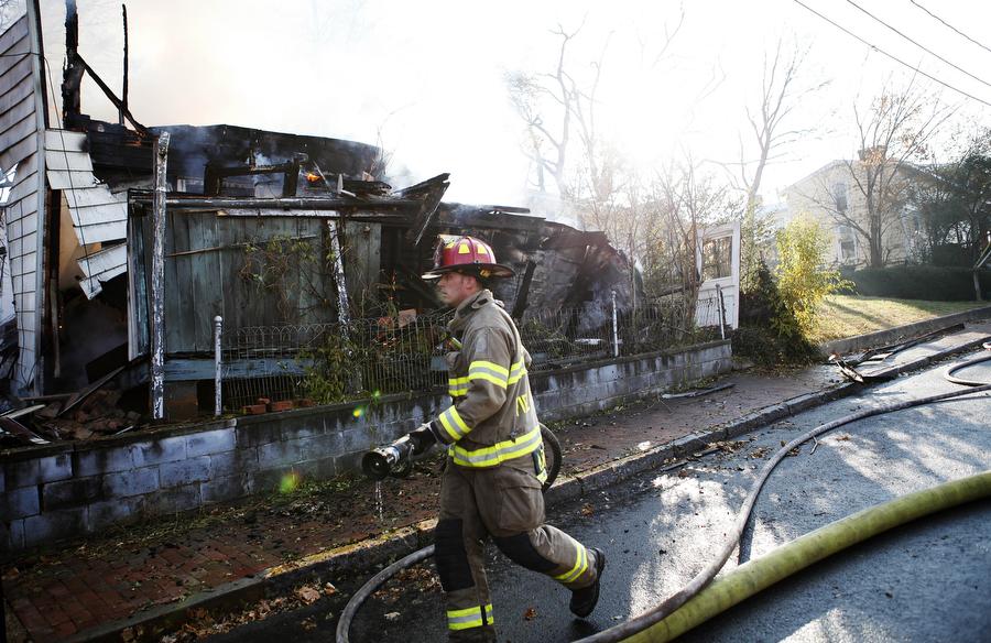 staunton house fire
