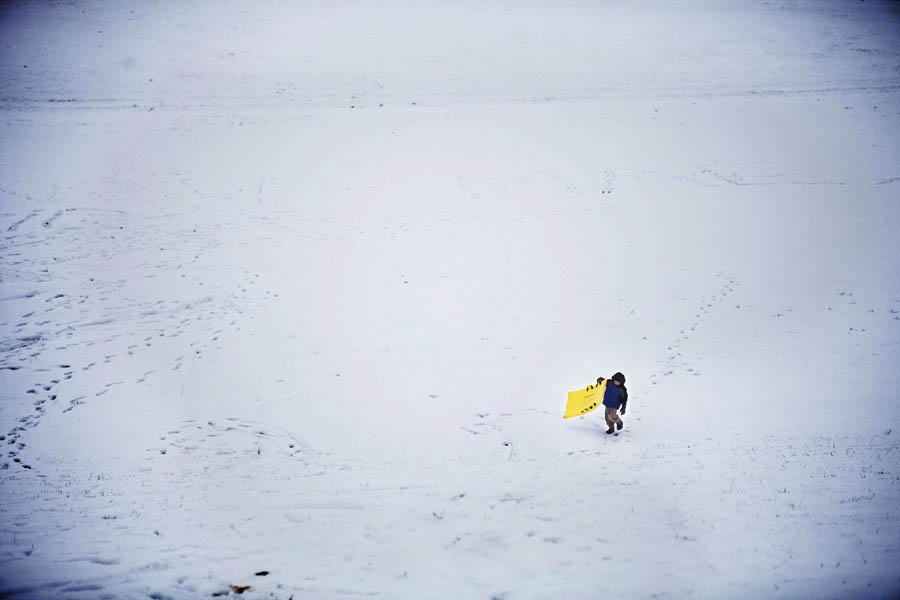 first snow staunton