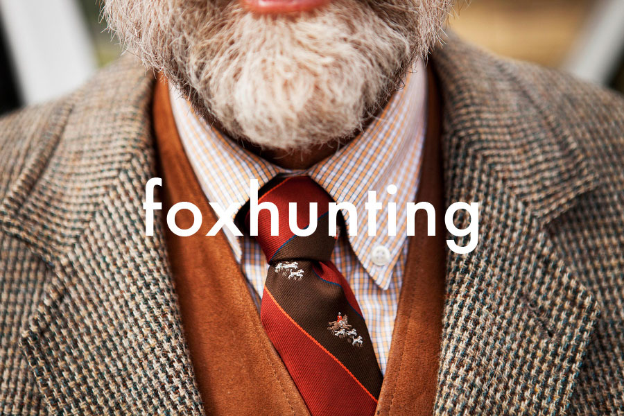 Foxhunting | Katie Currid Photo
