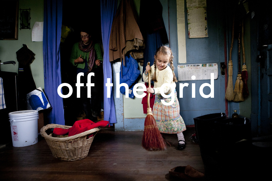 Off the Grid | Katie Currid Photo