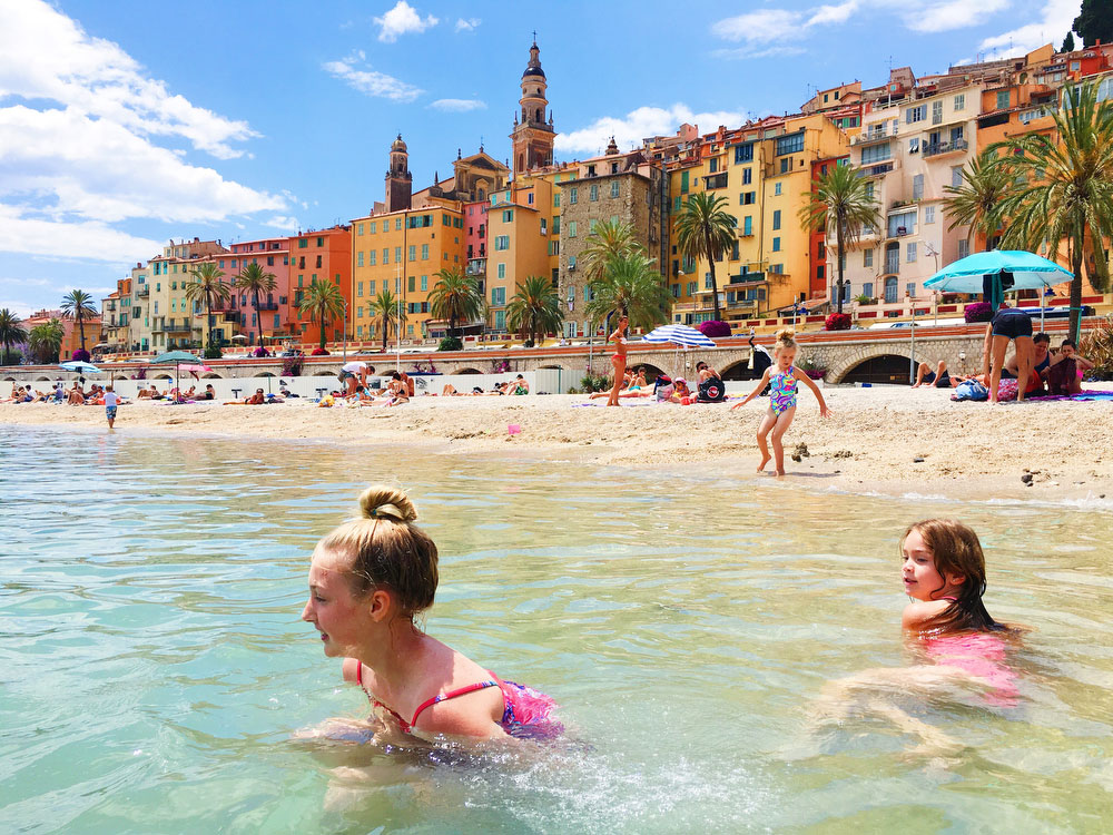 Menton, France | Katie Currid