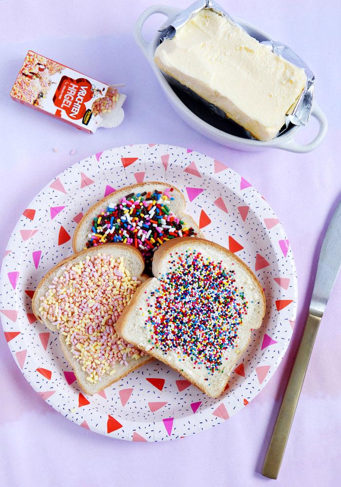 Fairy Bread | Katie Currid