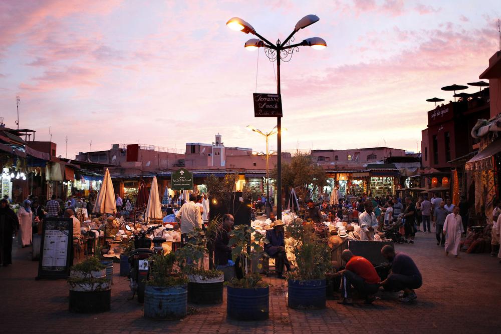 Marrakech, Morocco | Katie Currid