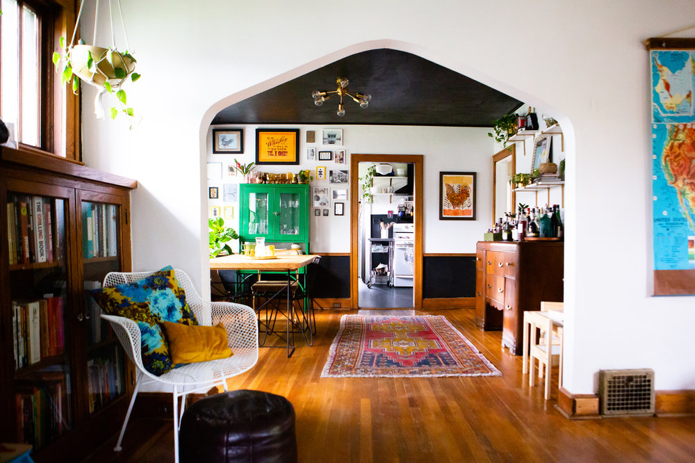 The Boozy Bungalow for Apartment Therapy