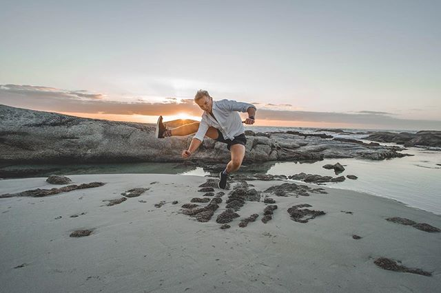 Camps Bay, sunset, jump kick thing 🌅🤸🏼♂️ Might just have to post Cape Town pictures for the rest of life. . . . .  #filmmaker #videographer #video  #videos #videoproduction #travel #wanderlust #travelphotography #adventure #creative #create #photography #photographer #photooftheday #world #traveling #createexplore #filmmaker #filmphotography #capetown #capetownphotography #capetown #youtube #youtubevideos #campsbay #campsbaybeach @sonyalpha #capeunionmart @capeunionmart @happysocks