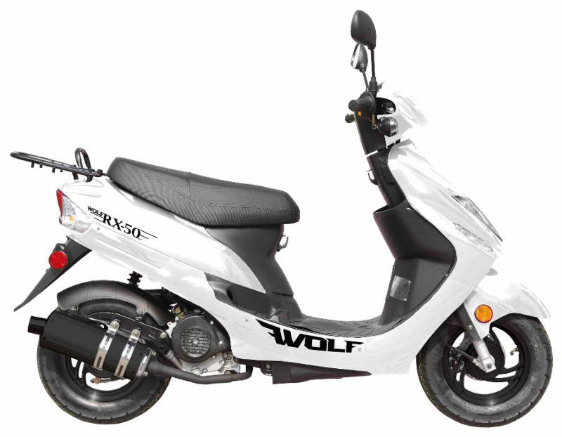 Wolf RX-50 — College Scooters