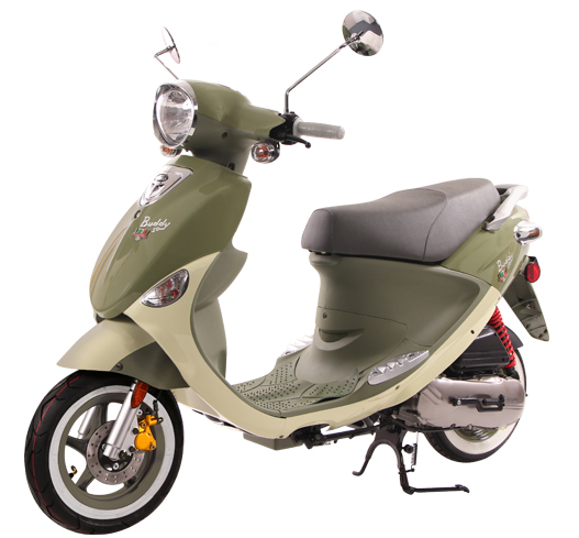GENUINE SCOOTER COMPANY    Buddy International