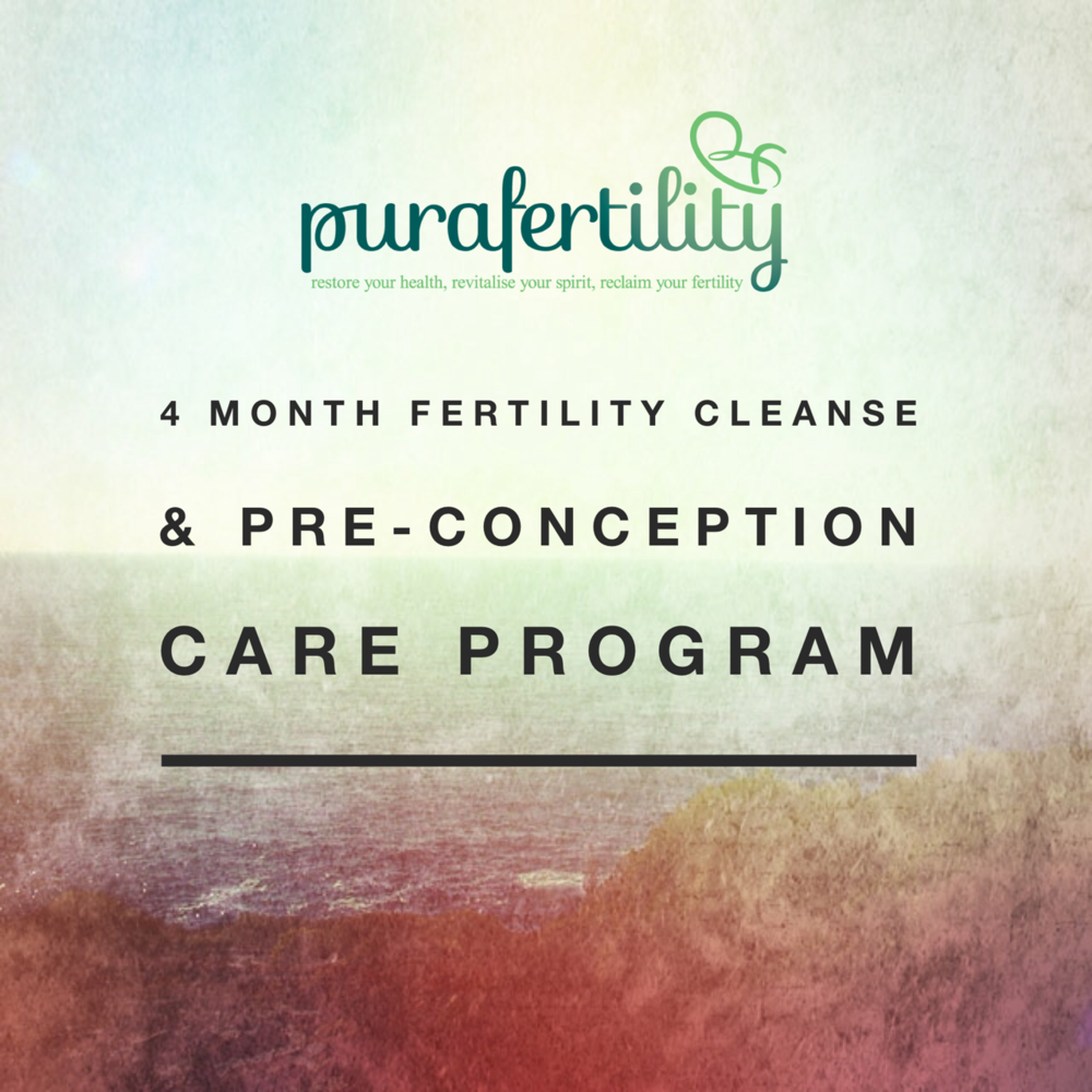 4 month care program-how to naturally treat endometriosis-how to naturally treat PCOS