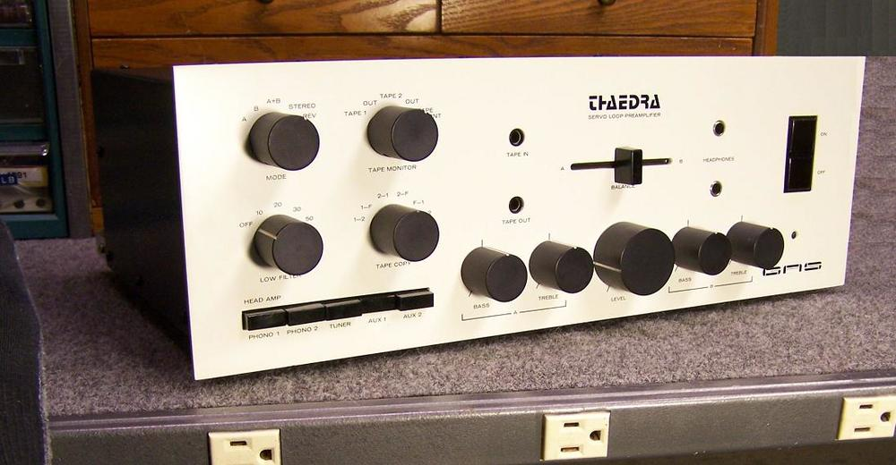 Thaedra preamp