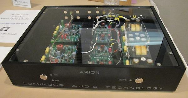 Luminous Audio Arion Phono Preamp