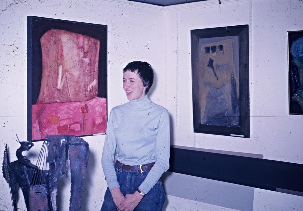 1962 Studio Gallery show
