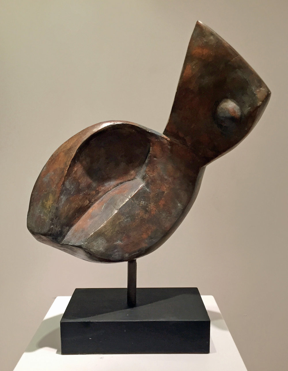 Grace II   Trish Palasik  Resin Cast with Brushed Patina  $900   Click here to inquire.