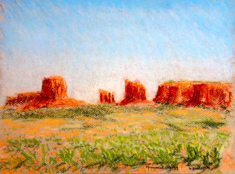 Gordon Binder, Monument Valley