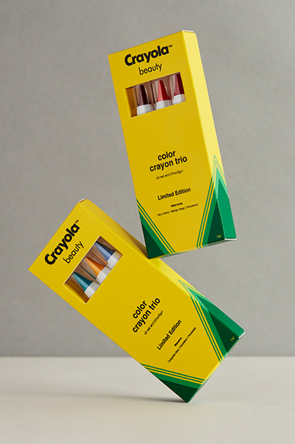 Crayola Beauty at ASOS
