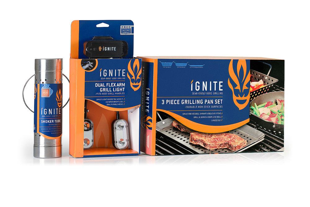 IGNITE Grilling by CMA Design