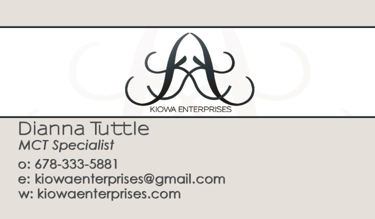 Kiowa Enterprises Front Concept